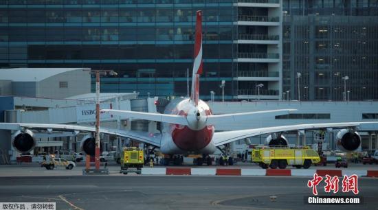 乘客因手机没关机发生争执 澳洲航空客机中途返航