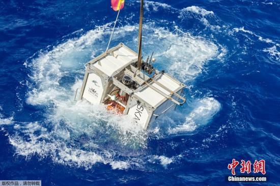 """美国富豪潜遍全球五大洋最深处 成""""终极探险家"""""""