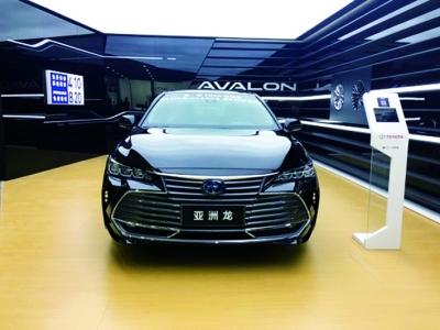 一汽丰田全年销量已完成65%
