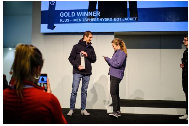 KJUS连续四年受到全球设计大奖的青睐
