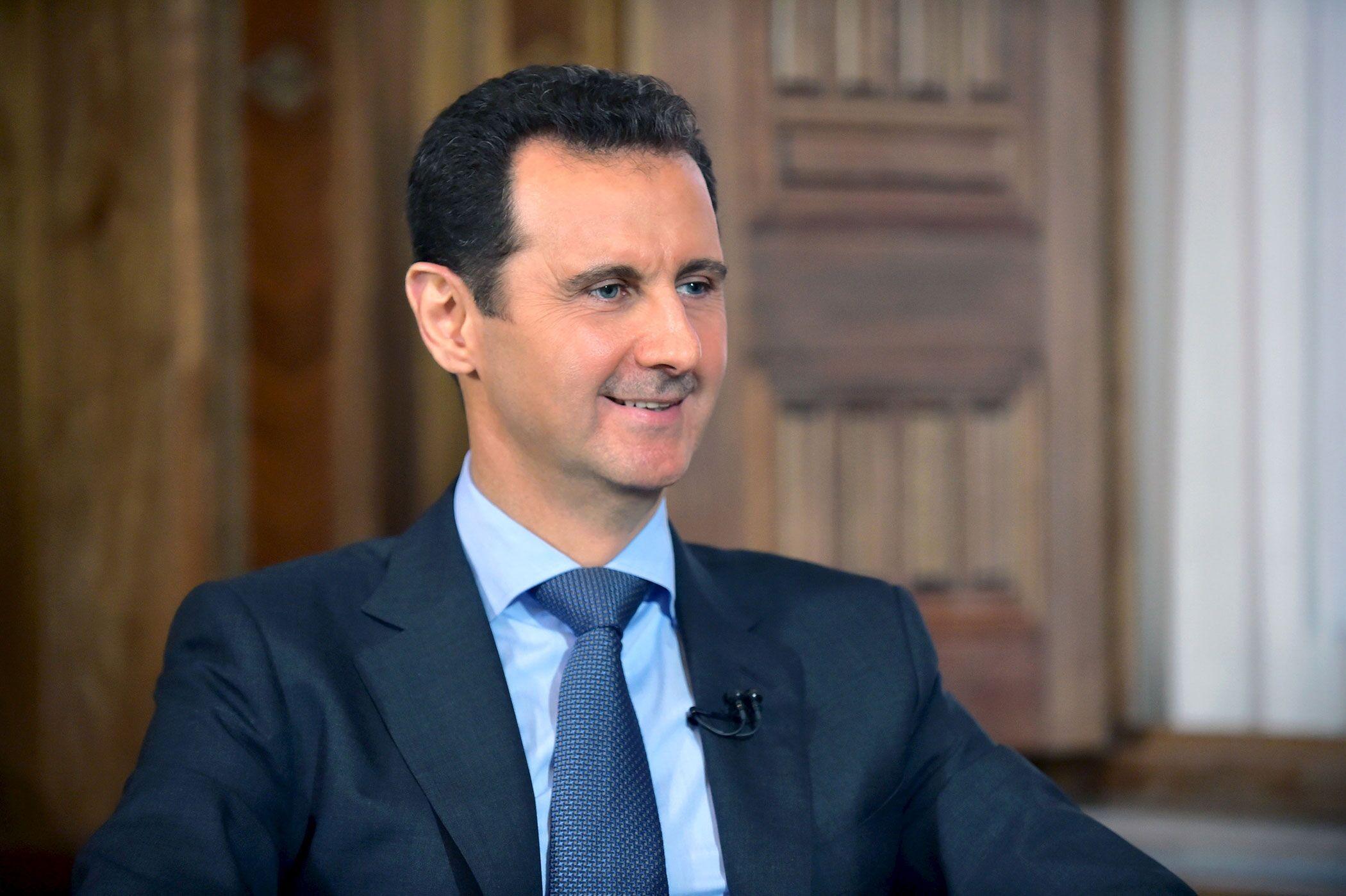 金正恩祝贺叙利亚总统54岁生日:祝愿你身体健康、事业有成