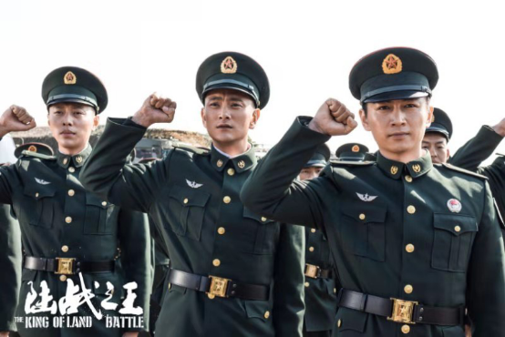 青年演员唐滤晶蓄势待发 《陆战之王》广受好评