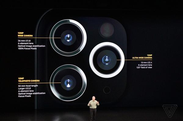 iPhone 11 Pro三摄样张公布