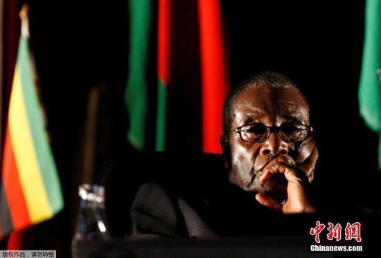 """外媒:津巴布韦前总统穆加贝将被安葬在""""国家英雄墓"""""""
