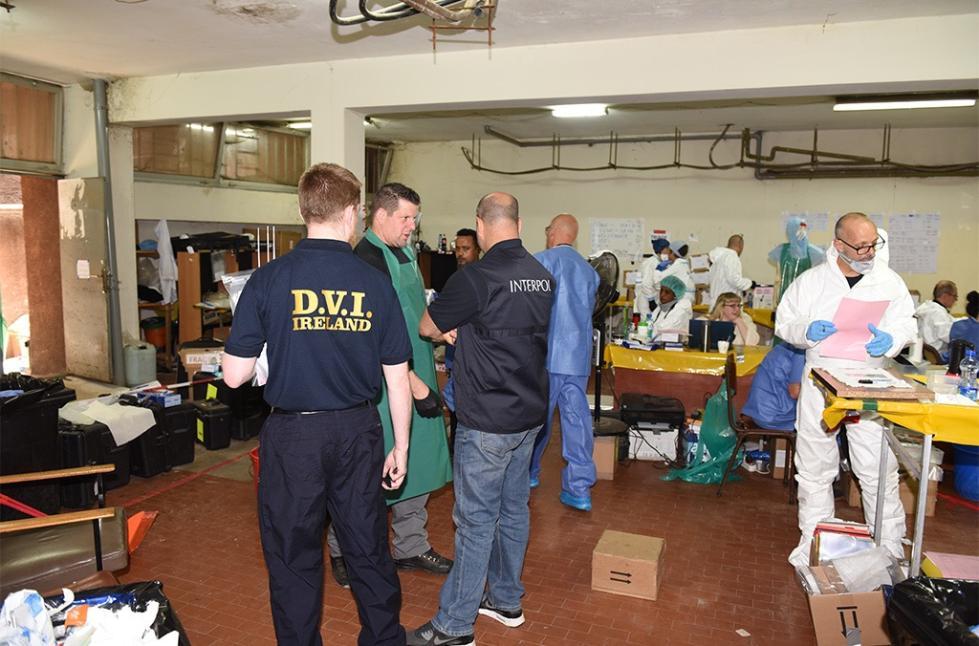埃塞航空空难遇难者DNA鉴定工作完成