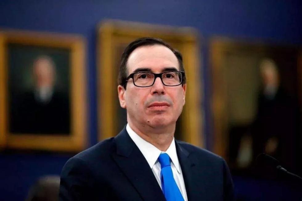 美财长:美国将考虑发行50年期甚至100年期的国债
