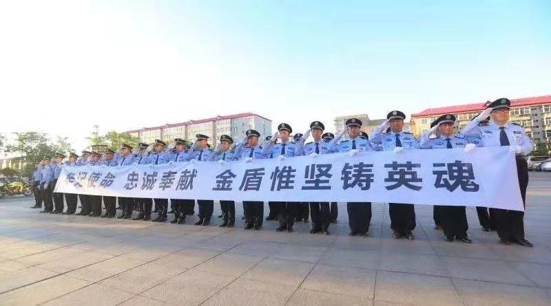 锦州43岁民警因公殉职