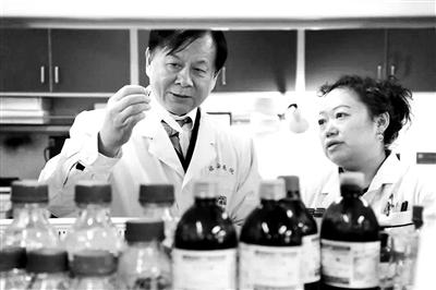 治疗艾滋病 中国科研人员有了新发现