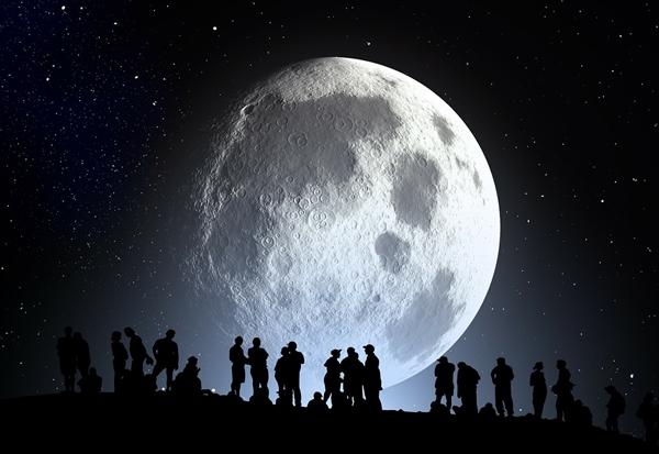 研究:月球内部富含贵重金属 储量或与地区相当