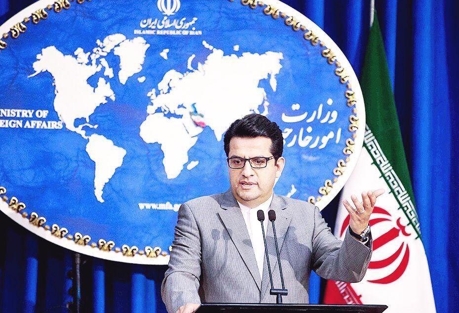 伊朗回应美国无端指责