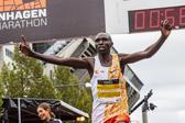 58分01秒!肯尼亚选手打破男子半马世界纪录