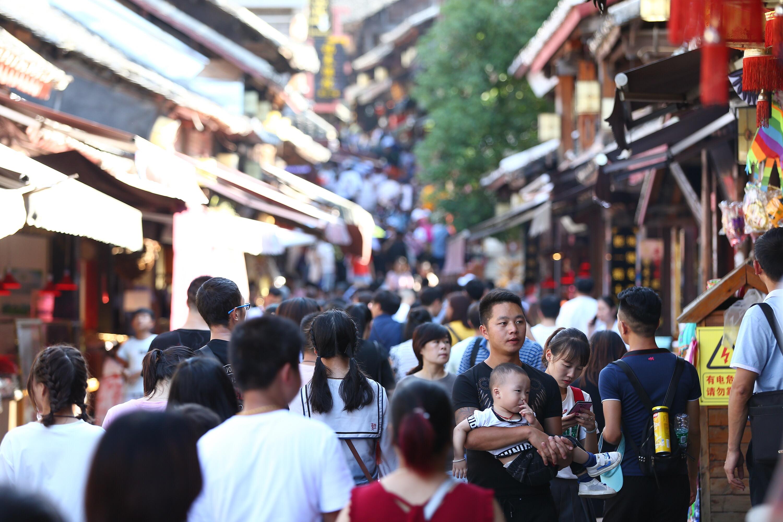 2019年中秋假期全国接待旅游总数1.05亿人次