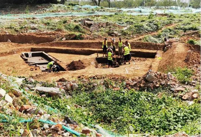 南京城北新地块发现文物 新希望G01地块已开工