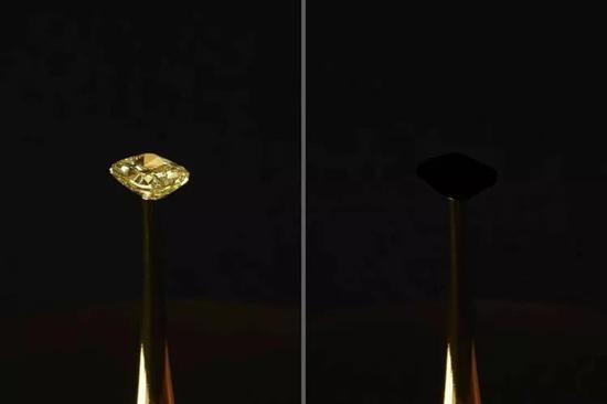 史上最黑的材料诞生 可吸收99.995%的入射光