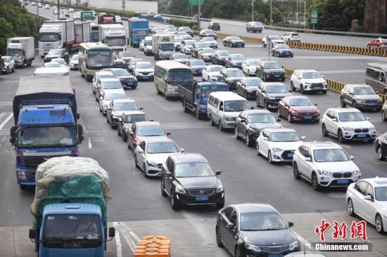 中秋假日交通运输平稳有序 道路客运量约1.49亿人次