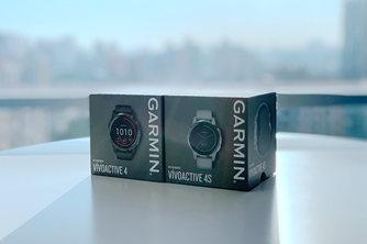 GarminActive系列智能运动手表体验
