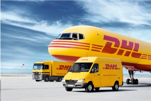 DHL中国区领导一行莅临奥哲 共同探讨国际物流企业的信息化中台建设