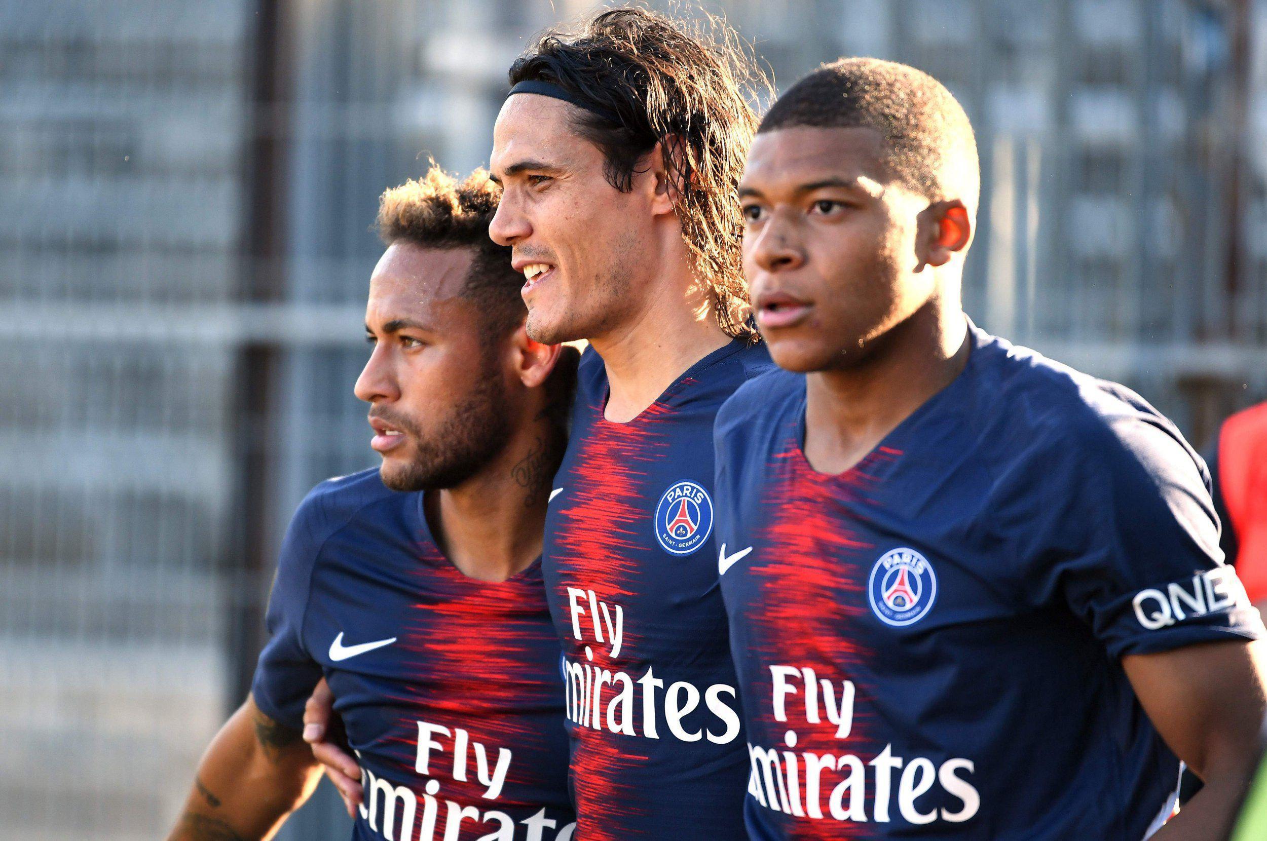 巴黎三巨头