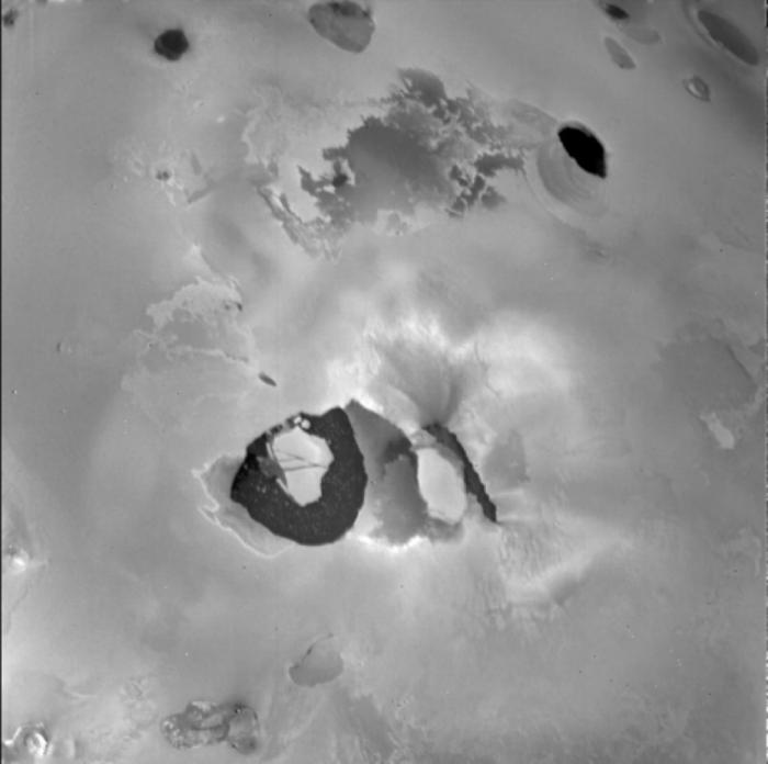 """木卫一""""洛基""""火山或会在本月喷发"""