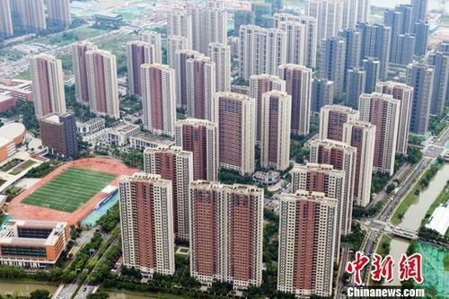 前8个月北京住宅销售大涨七成 房价没随交易量涨