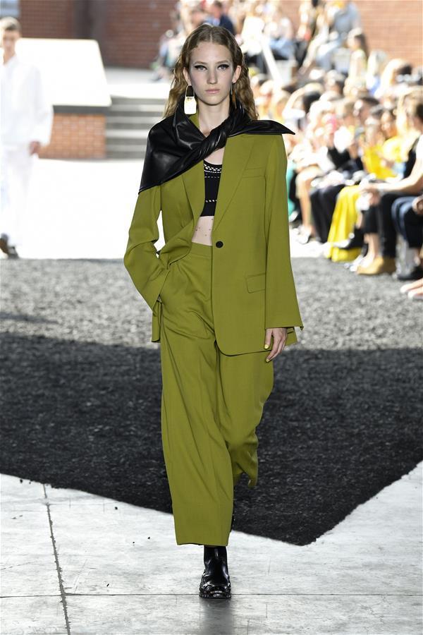 纽约时装周——3.1 Phillip Lim品牌时装秀