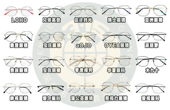 中消协眼镜比较试验报告:建议谨慎选择金属架和防蓝光镜片