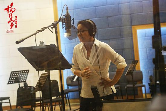 电影《杨靖宇》发布主题曲MV 毛阿敏倾情献唱