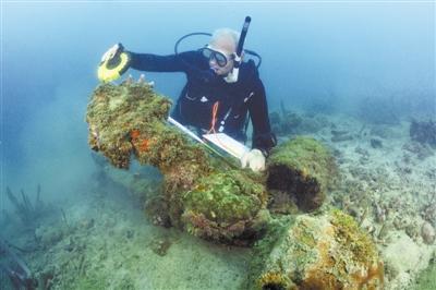 """水下考古不是简单的""""海底捞"""""""