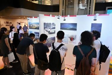 走近青海,《国家公园省 大美青海情》公益影像展昨在沪揭幕