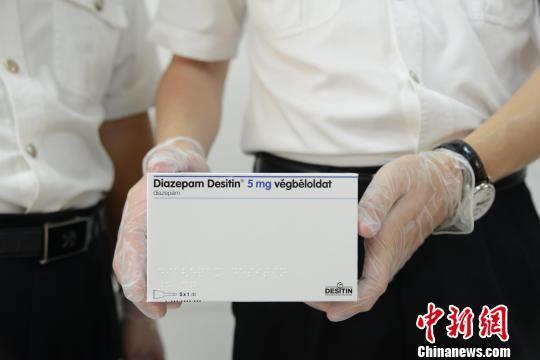 义乌海关连续查获两起非法邮寄管制类精神药品案件