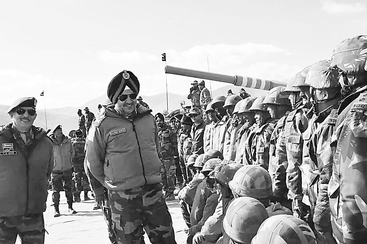 印度频繁在敏感地区搞军演  暴露印军方短视