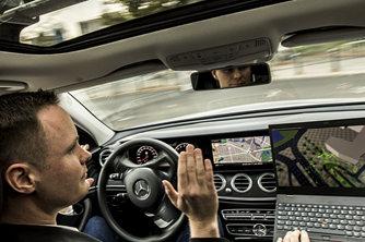 德国柏林推出自动驾驶汽车测试路段