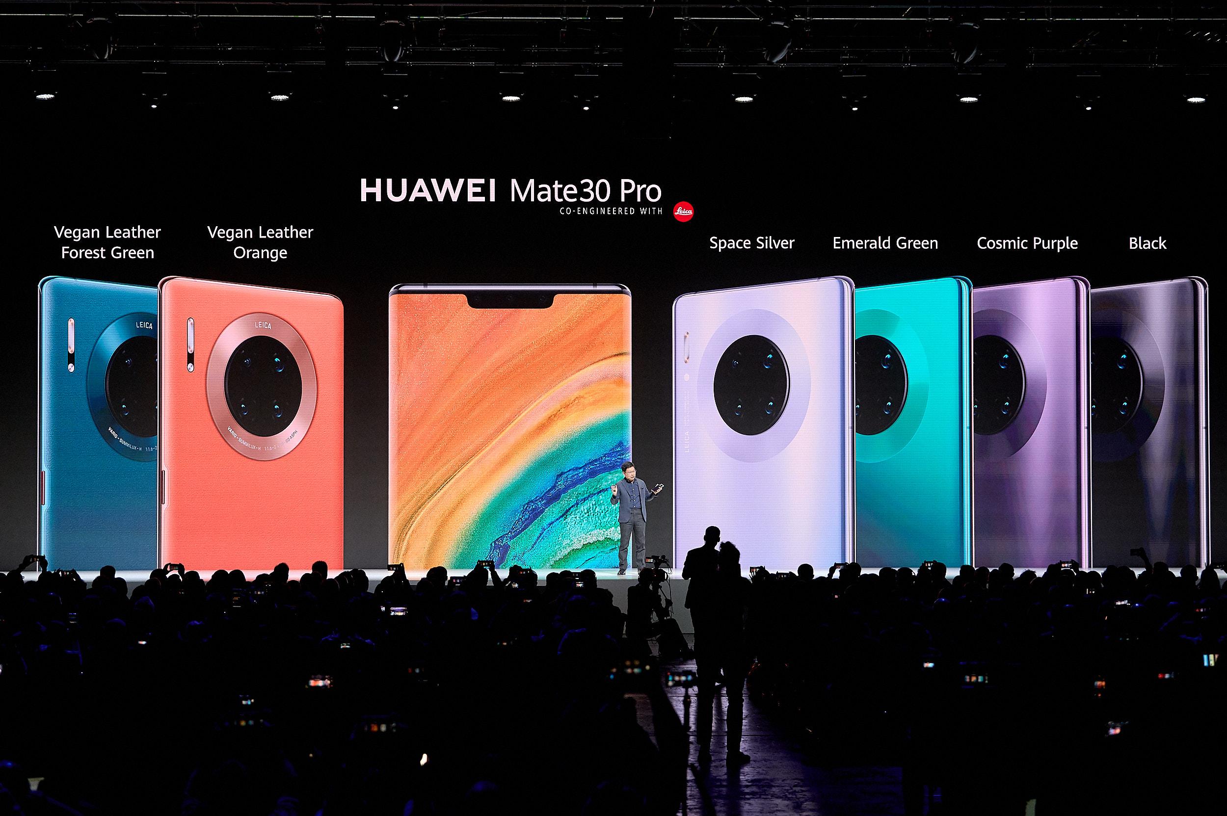 华为Mate30发布遇上iPhone11首销 手机市场局势已变
