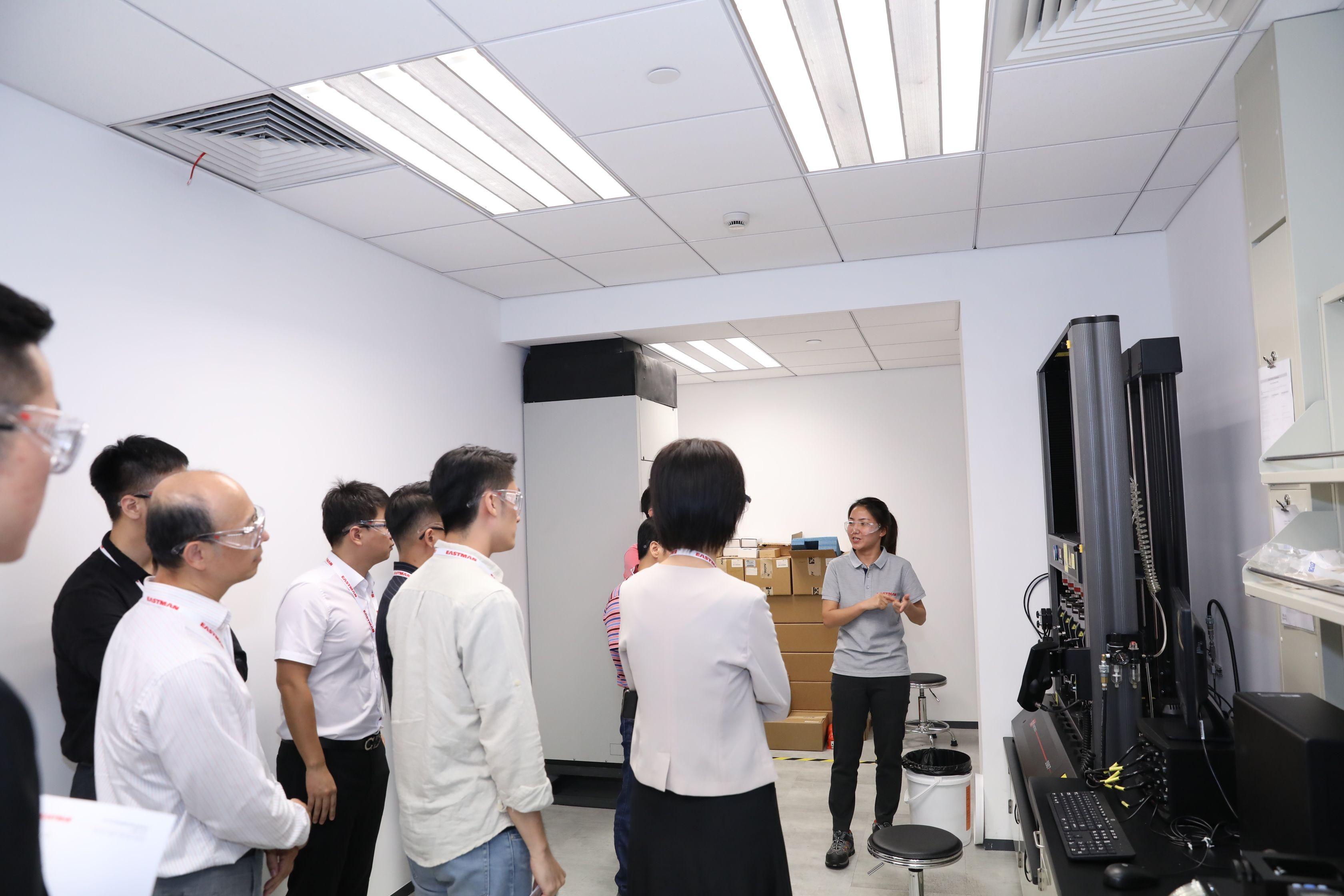 伊士曼轮胎添加剂业务正式启用上海实验室