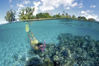 将与中国建交的所罗门群岛 竟是宝藏旅游国家