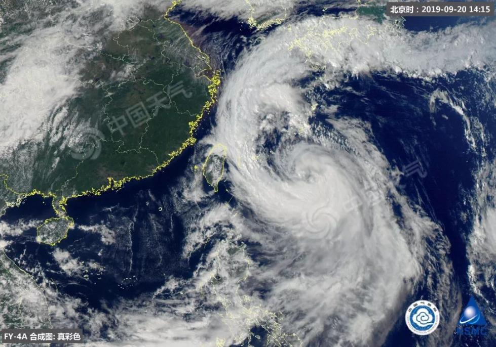 周末江浙沪要有台风雨?好天气都去哪儿了?