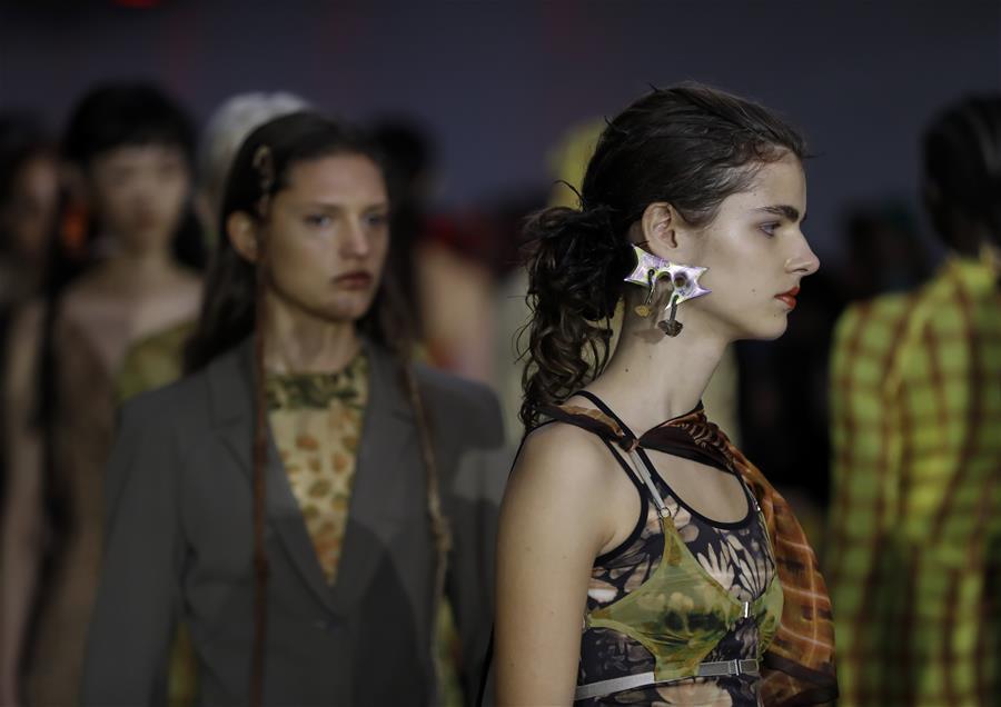 2020伦敦春夏时装周落幕