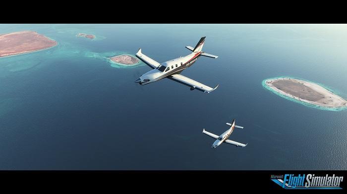 微软公布《模拟飞行》新作开发日程安排