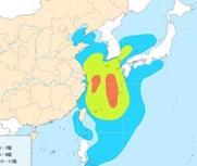 """台风""""塔巴""""来袭"""