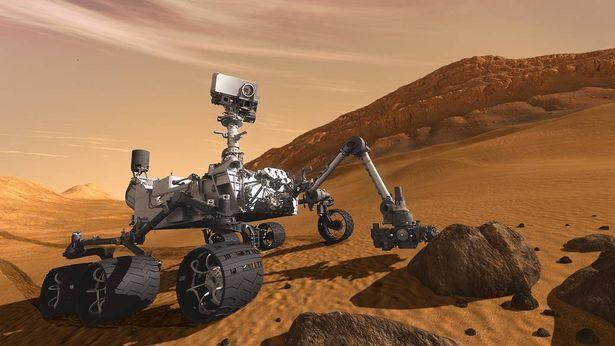 """想移民火星那么容易?跳高旋转或成""""火星人""""日常"""