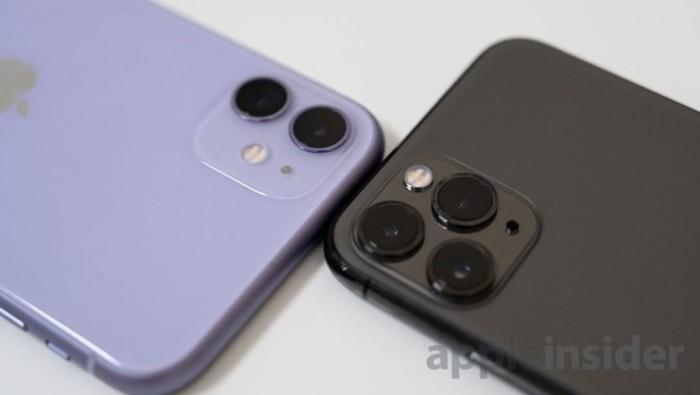 iPhone 11和iPhone 11 Pro相机对比:你选谁?