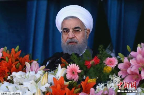 鲁哈尼表示伊朗将向联大提交安全合作计划