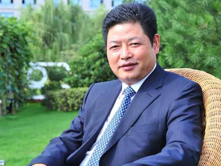 丝绸之路国际总商会主席:吕建中