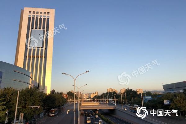 北京晴晒持续今日最高温31℃ 昼夜温差将达16℃