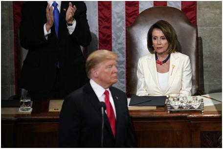 美国众议院启动弹劾特朗普调查,白宫:民主党人将所有精力都集中在了党派攻击上