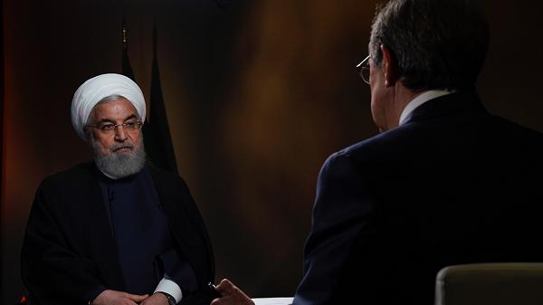 伊朗总统鲁哈尼:美国走到哪,恐怖主义就在哪
