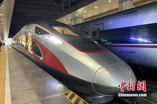 京雄城际大兴机场段今起运营 北京西至大兴机场仅需28分