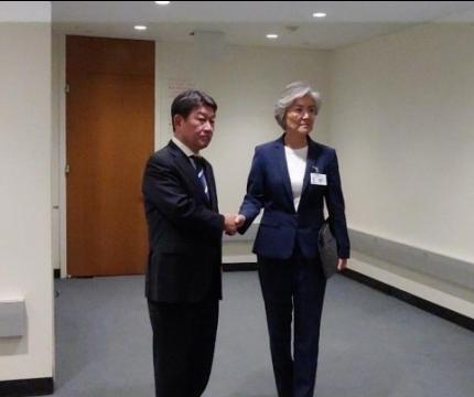 外长会无果,安保合作停滞 专家:日韩矛盾短期难破局