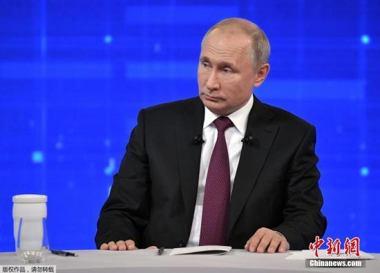 克宫:普京致信多国呼吁暂停部署中短程导弹