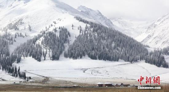 青藏高原将有雨雪天气 河北天津等地局地有大雾
